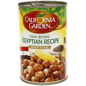 California Garden Foul Recipe Egypt 450g