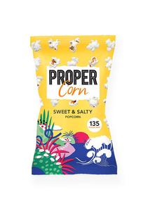Propercorn Popcorn Sweet & Salty 30g
