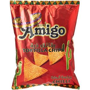 Amigo Chips Tortila Chilli 250g