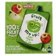 Andros Fruit Me No Added Sugar Apple & Pear 90g