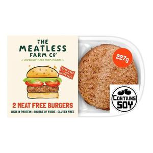 Meatless Farm Meat Free Burger 227g