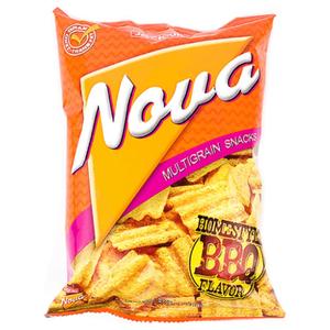 Jack & Jill Nova Snack Multigrain Barbeque 78g