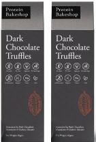 Protein Bake Shop Protein Bar Dark Chocolate Truffle 30g