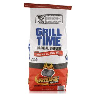 Grill Time Charcoal Briquets 8.3lb