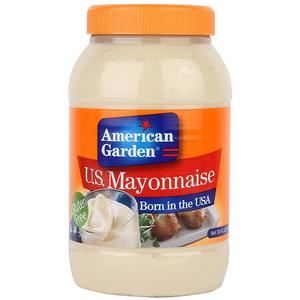 American Garden Mayonnaise Pet 32oz