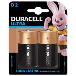 Duracell Battery D2 4pc