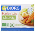 Bjorg Bouillon Cube Legumes 72g