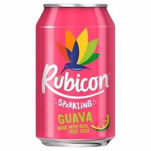 Rubicon Juice Sparkle Guava 330ml