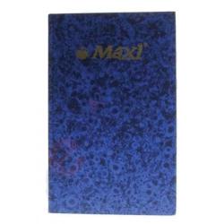 Maxi Manuscript Book 1pc