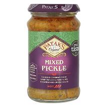 Patak Pickle Mixed Hot 283g