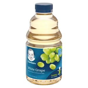 Gerber White Grape Juice 946ml