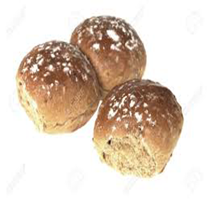 Soft Roll Brown 6pc