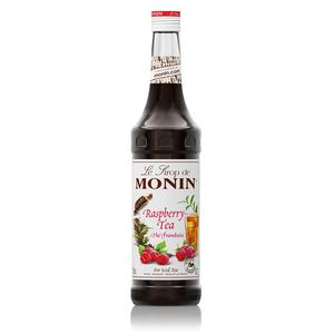 Monin Raspberry Iced Tea Syrup 700ml