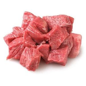 Beef Low Fat Cubes Australia 500g