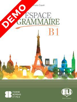 Espace Grammaire B1