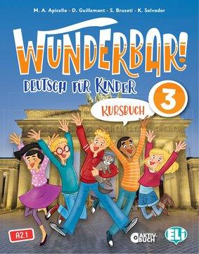 Wunderbar! Kursbuch 3