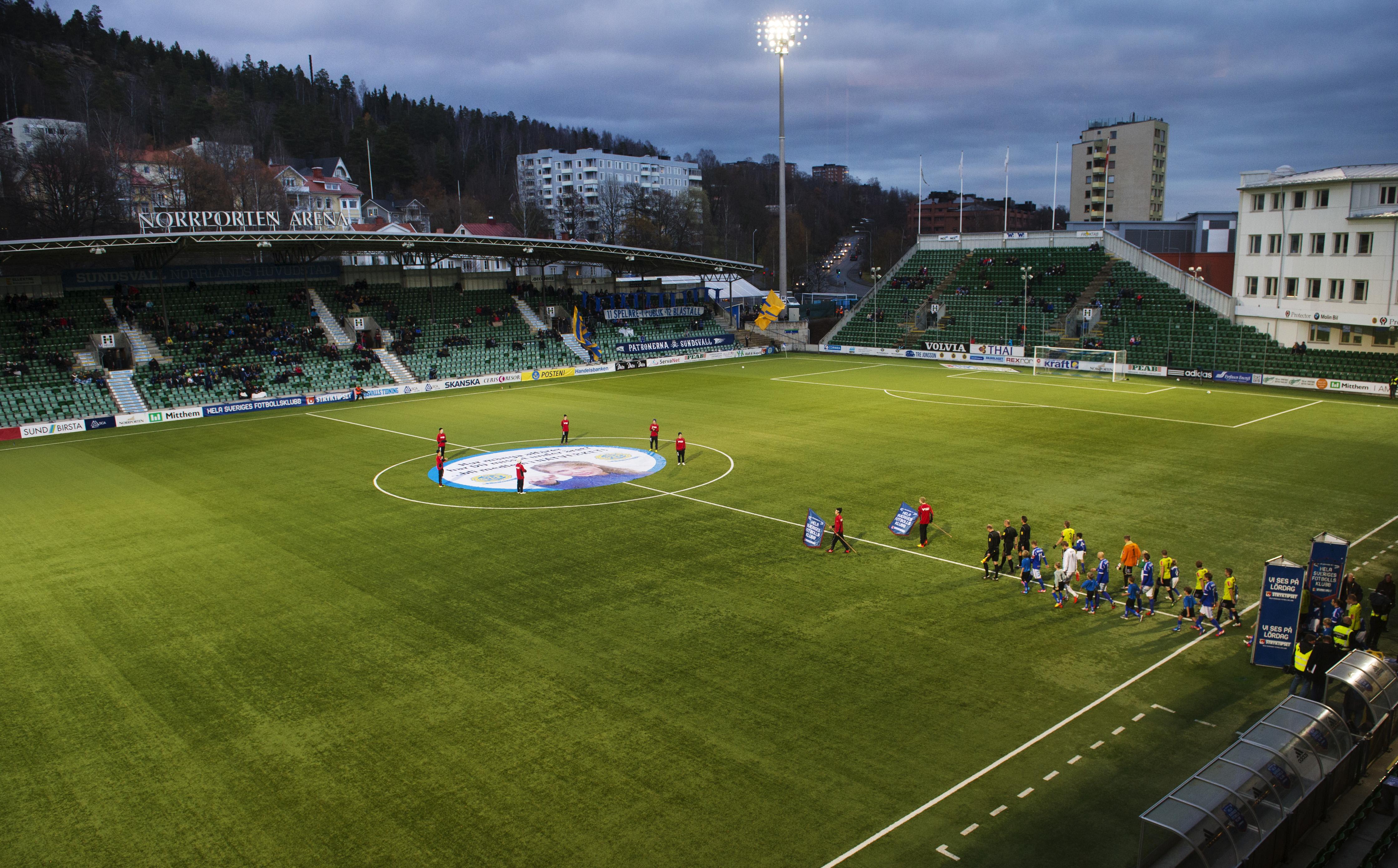 Allsvenskan 1993 07 08