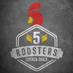 5 Roosters