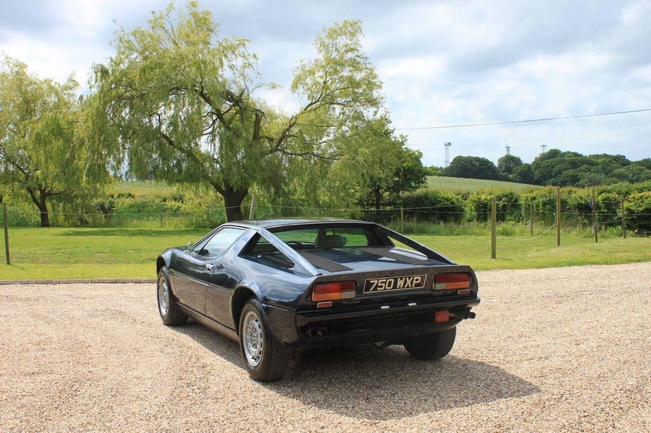 1982 Maserati Merak SS - Elms Collection