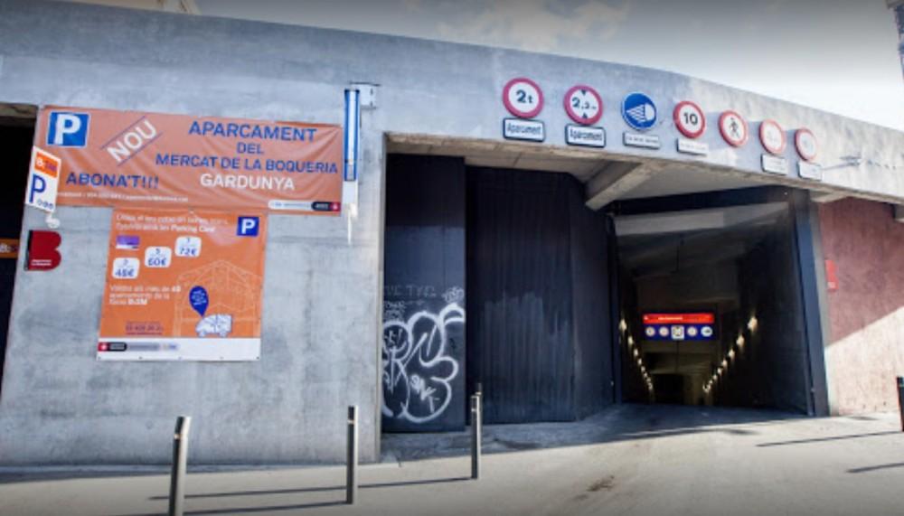BSM Parking La Boquería