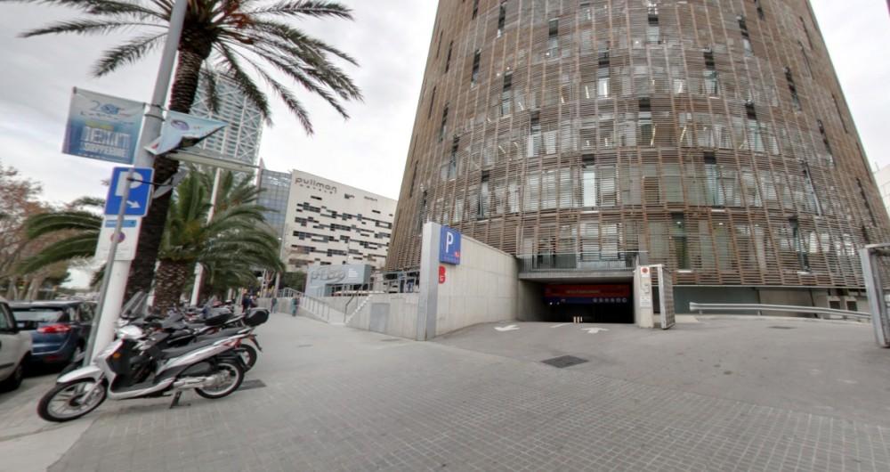 BSM Parking Biomèdic