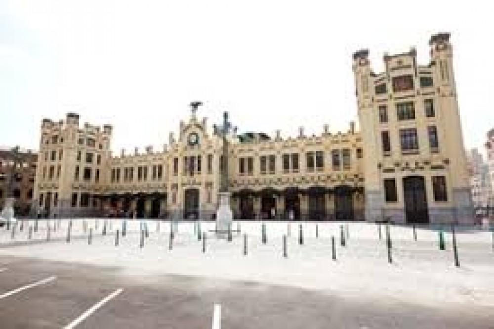 Aparcar en Viparking Estación del Nord -Valencia