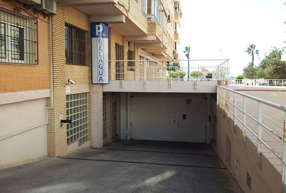 Parking Belagua