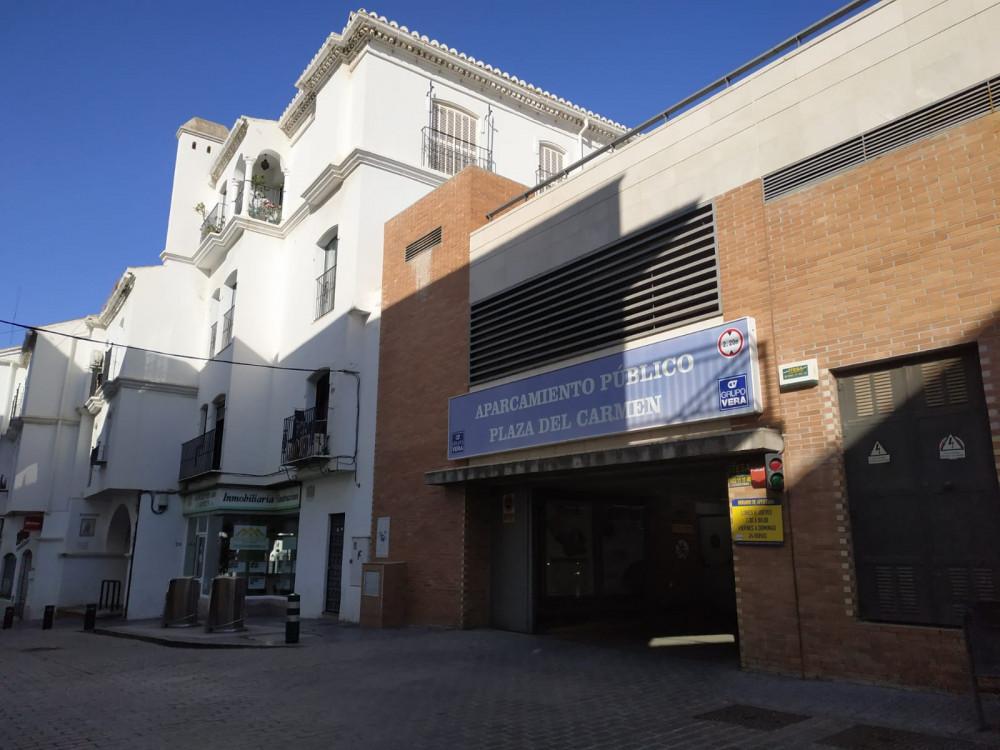 Parking Plaza del Carmen