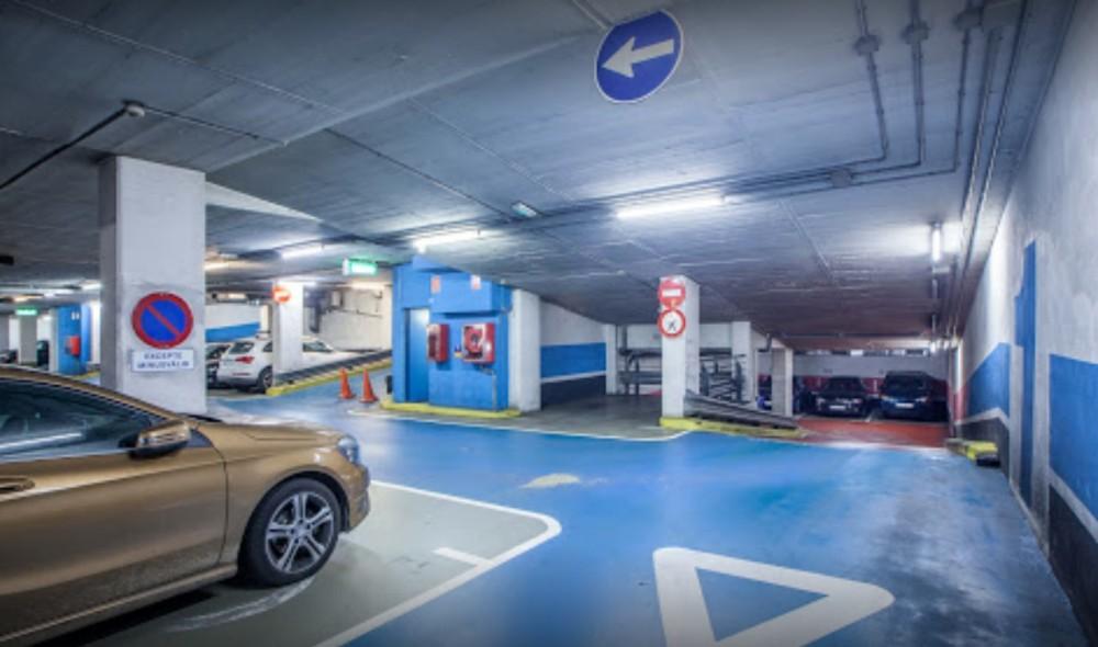 BSM Parking Concepción Arenal