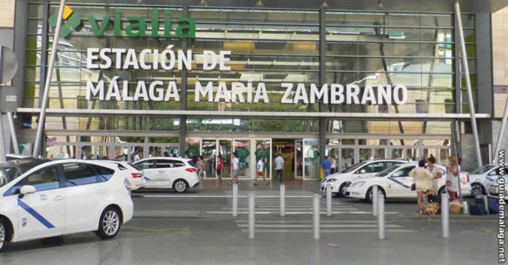 Parking Maria Zambrano Estación Icarous