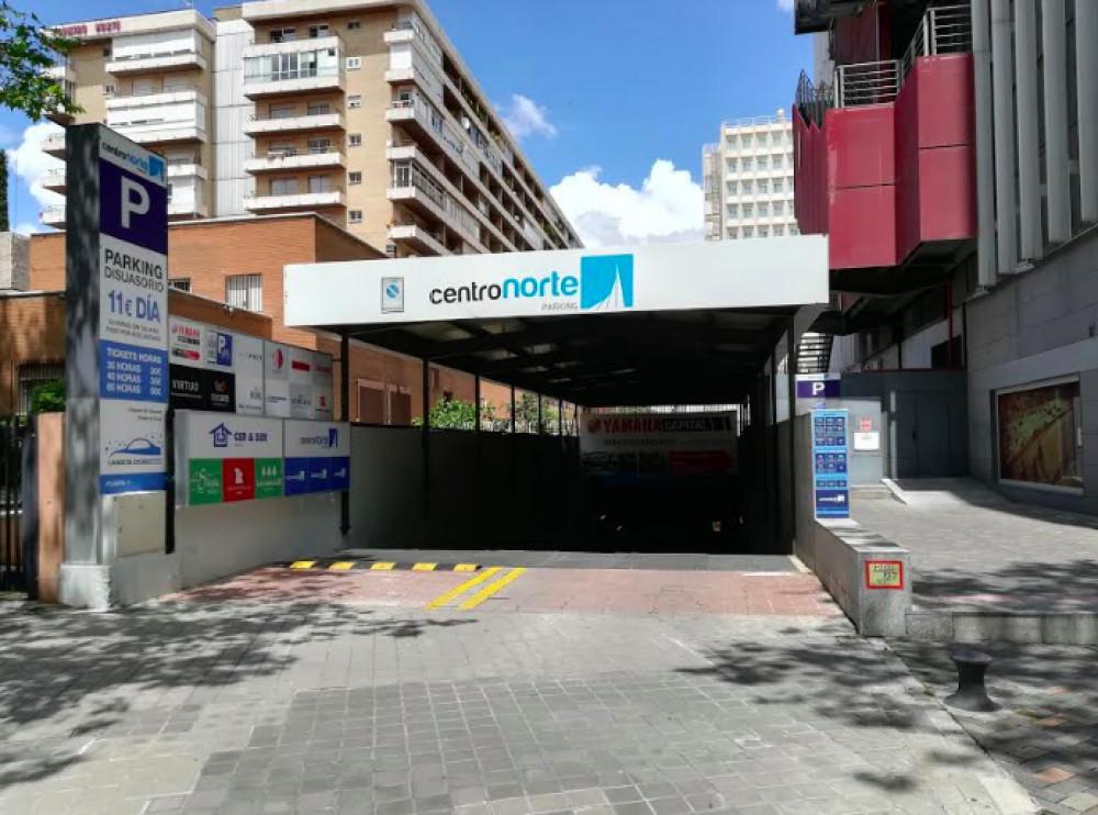 Parking Centro Norte