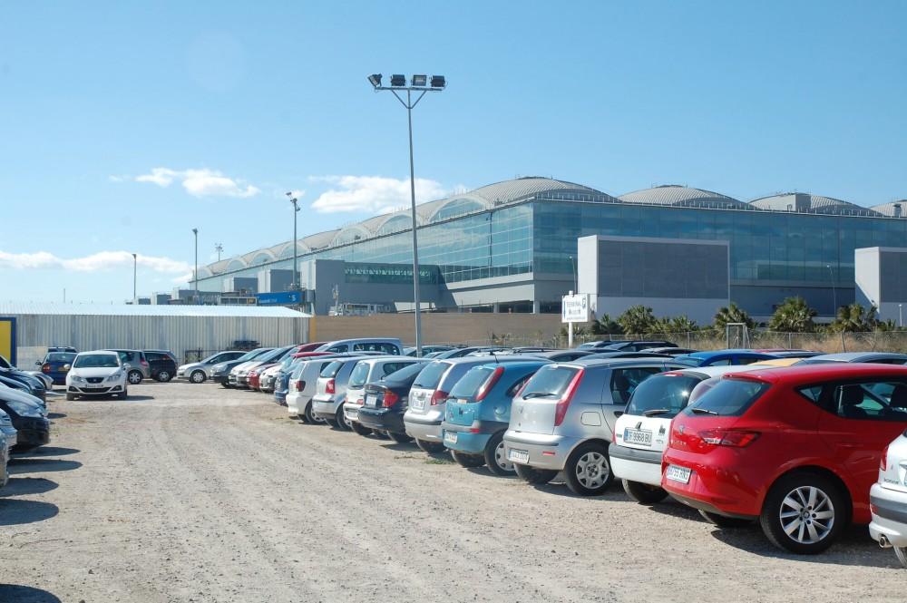 Aparcar en Plane Parking Murcia-Murcia