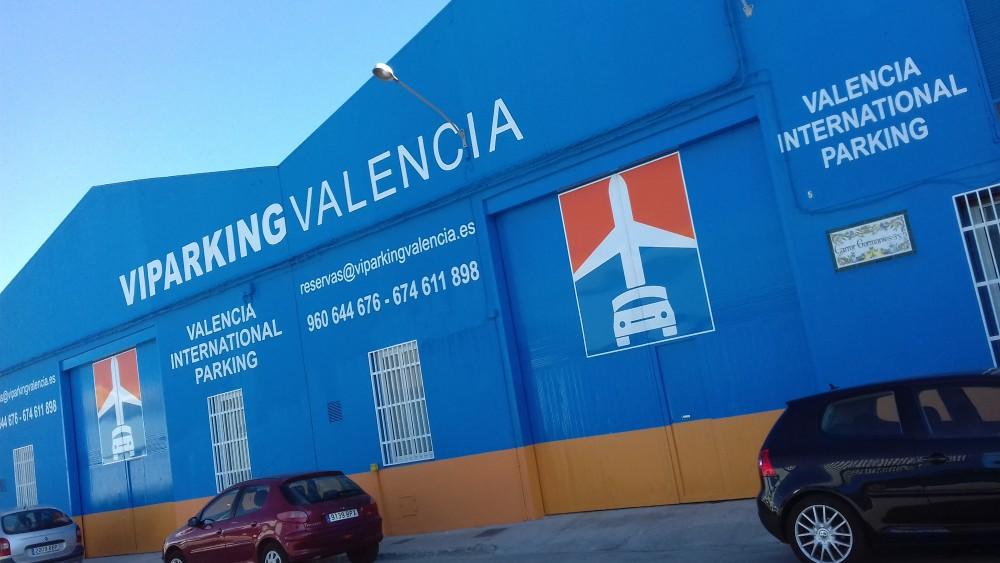 Park in Viparking Valencia V.I.P-Valencia