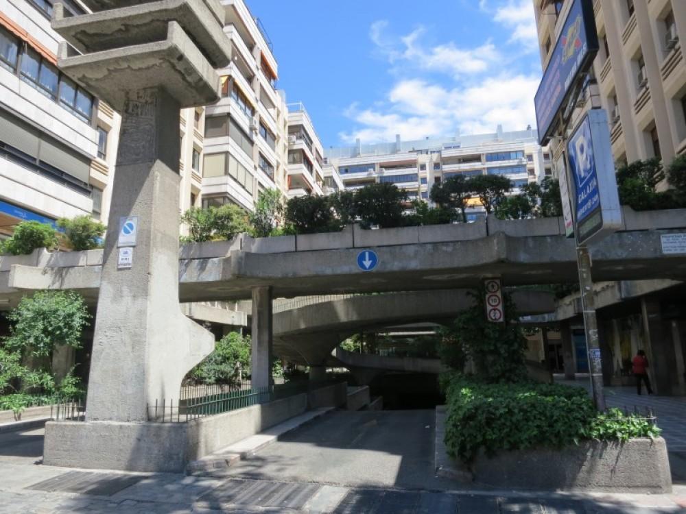 Aparcar en Parking Galaxia-Madrid