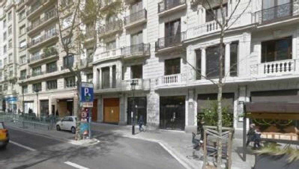 Aparcar en Gràcia I - Paseo de Gràcia/Diagonal (Jardinets)-Barcelona