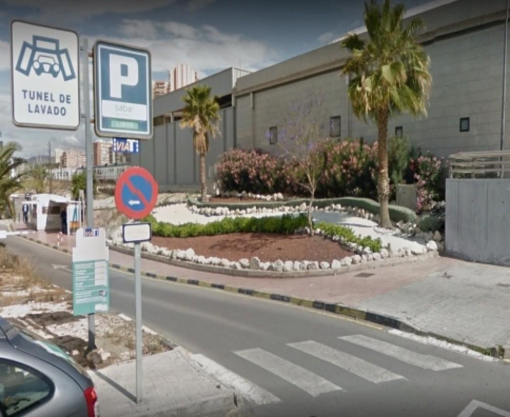 Renfe Alicante. Avda. Salamanca 1 - 03005