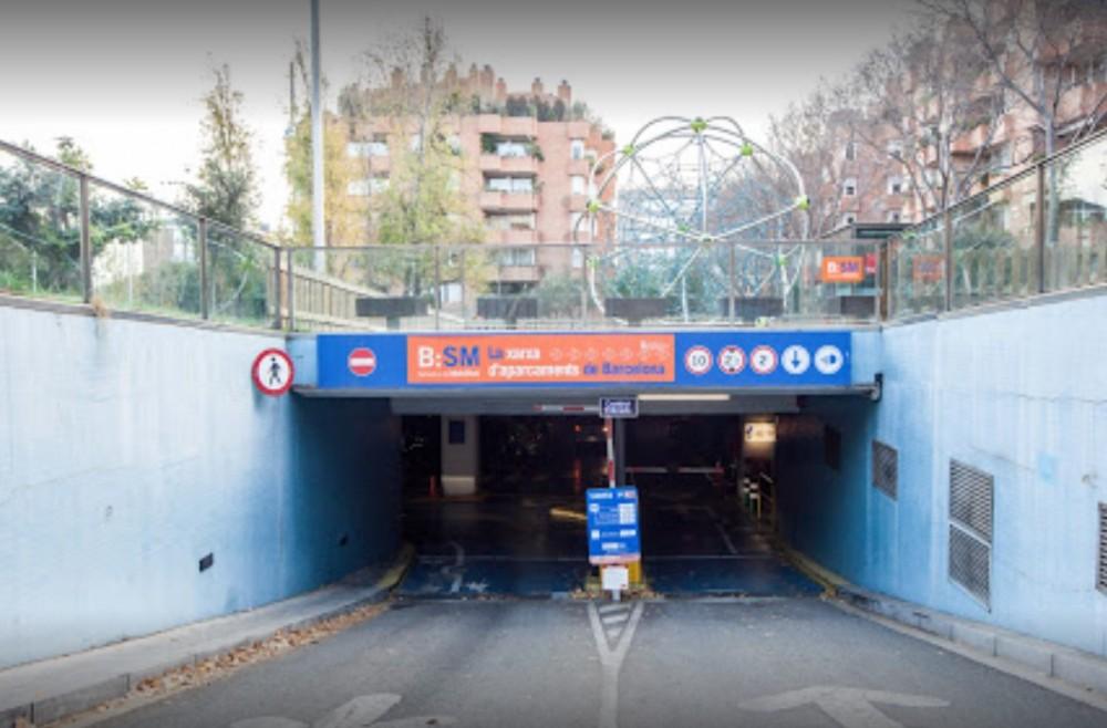 BSM Parking Cotxeres Sarrià