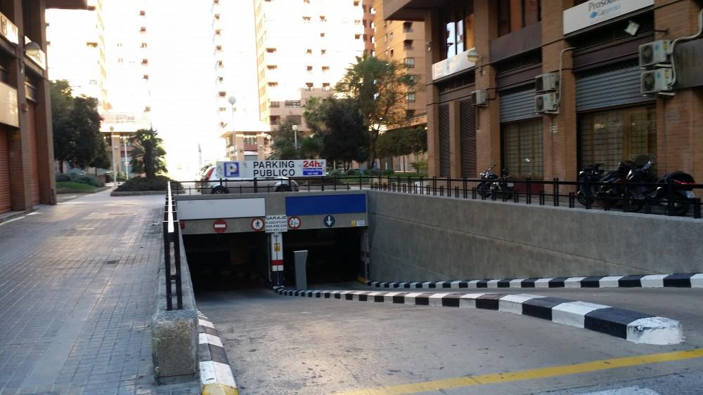 Aparcar en Parking Primado Reig 187-Valencia