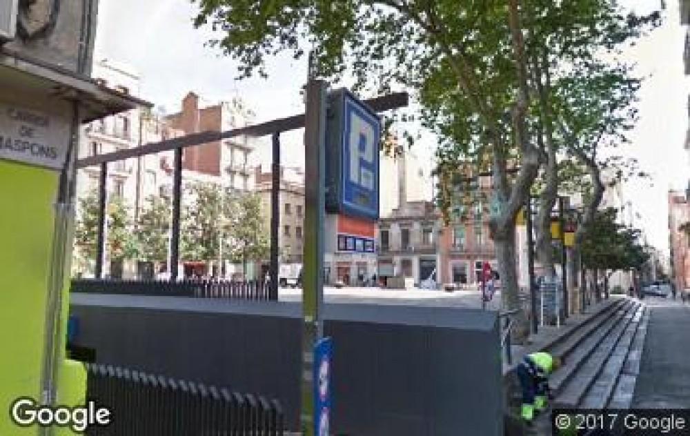 Aparcar en BAMSA Plaza del Sol (Plaza del Sol, 5. 08012)-Barcelona