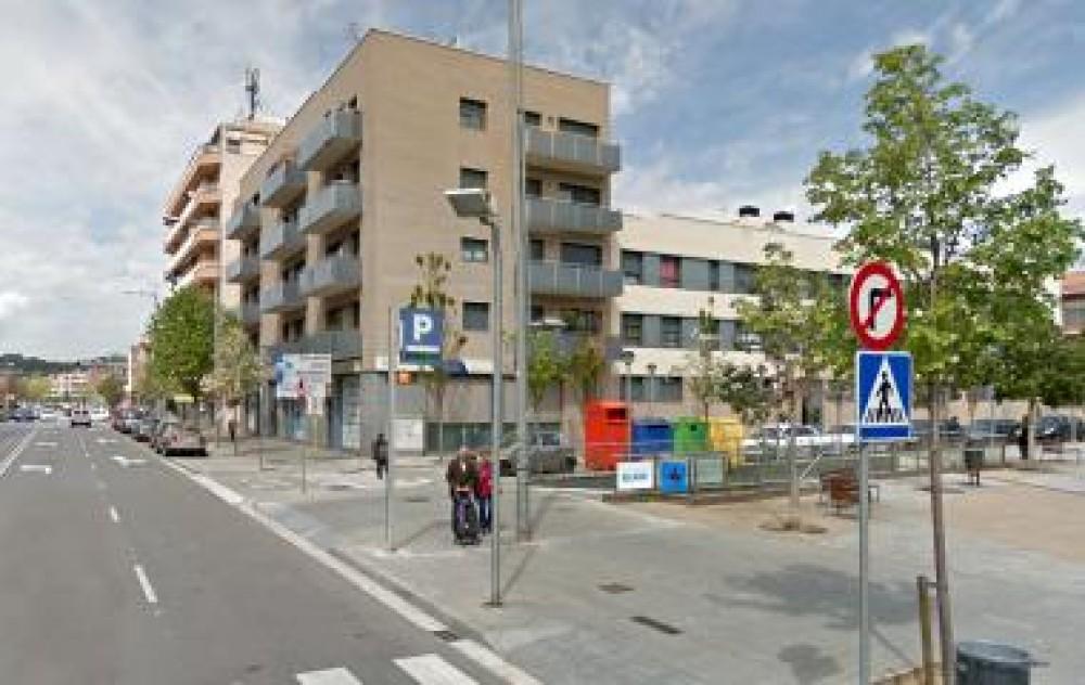 Parking Granollers - Atenea Estació