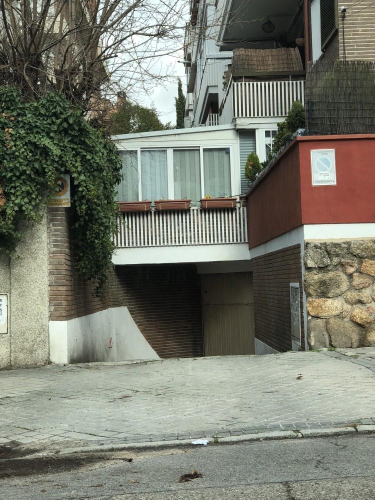 ElParking Calle del Gral. Kirkpatrick, 25-Madrid(e)n aparkatu