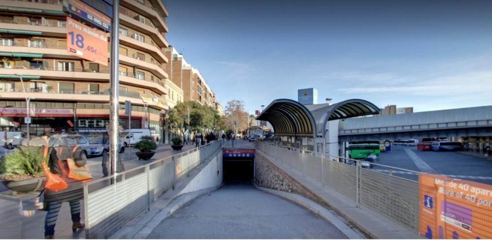 BSM Parking Estació Bcn Nord