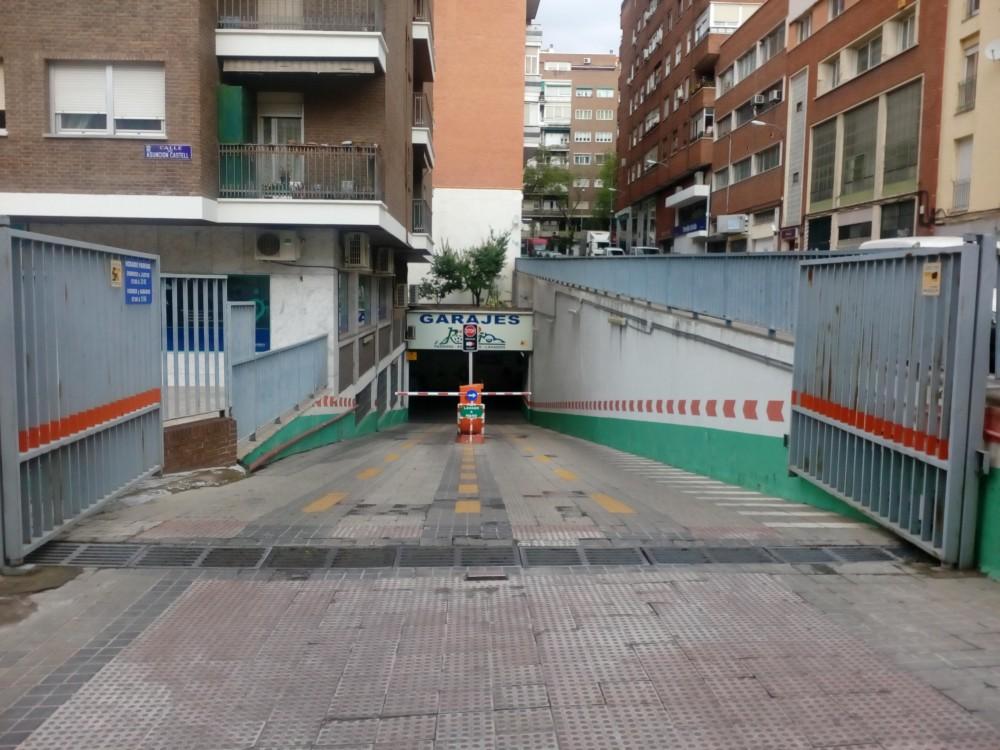 Aparca a Garaje Alson-Madrid