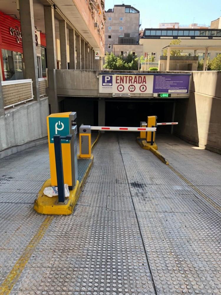 Parking Hernan Cortes