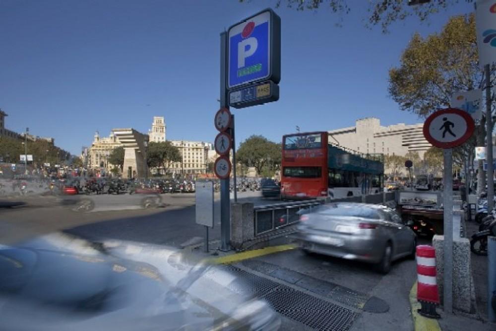 Aparcar en Plaza Catalunya, s/n-Barcelona