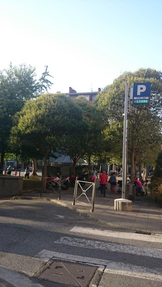 Park in Pio XII -Guipúzcoa