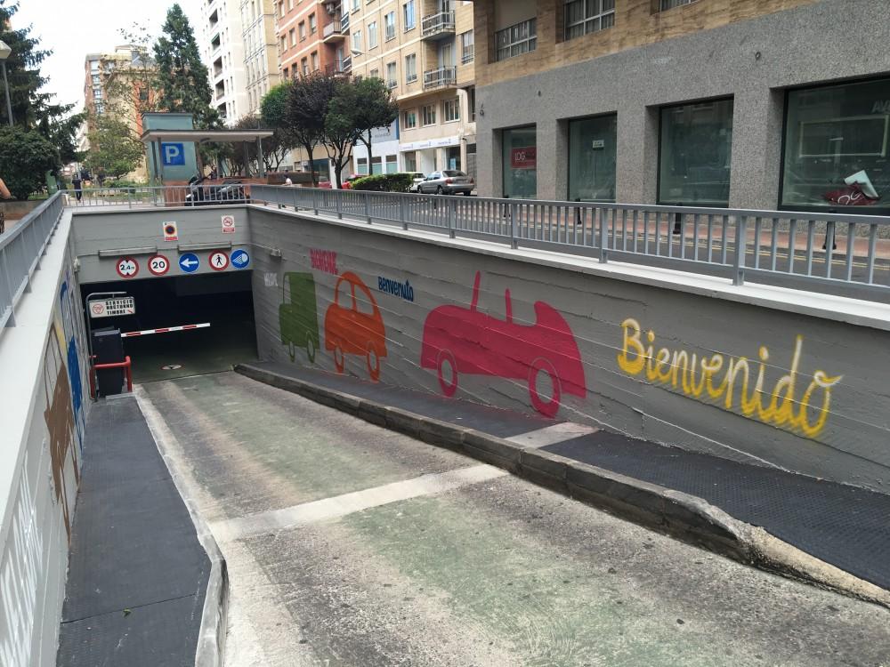 Parking Logroño