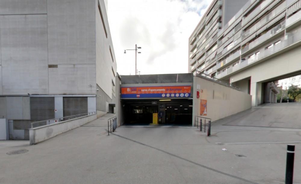 BSM Parking Ciutat Teatre