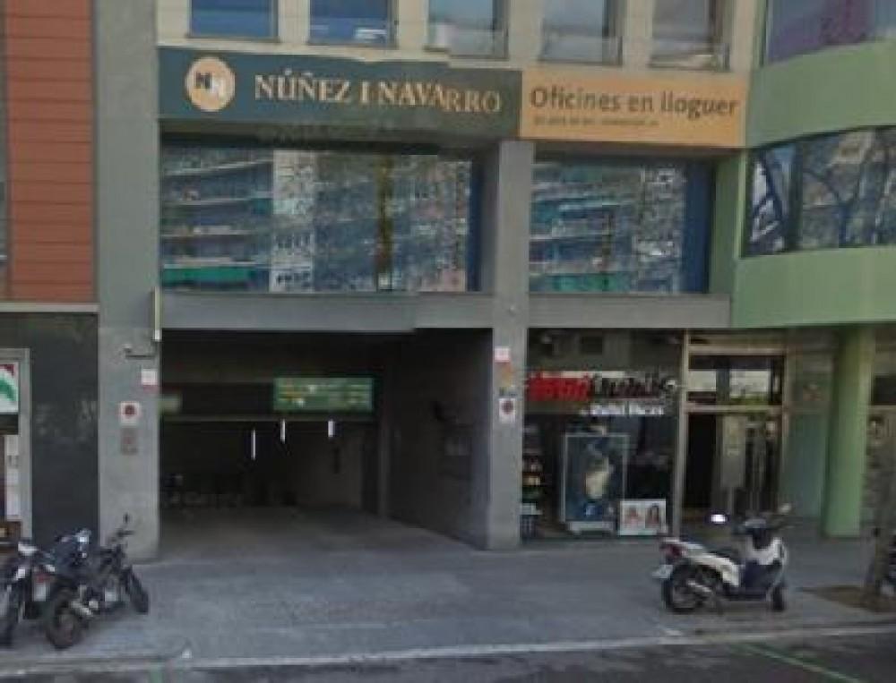 Park in NN Sentmenat 1-Barcelona