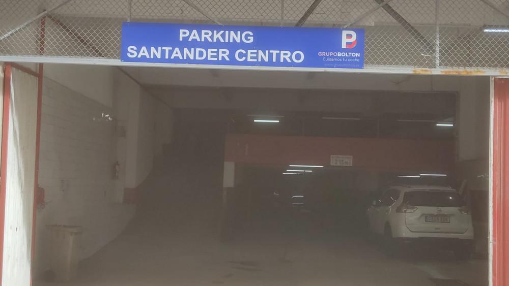 Parking Santander Centro